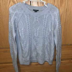 H&M Soft Blue Sweater